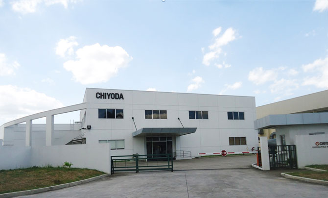 CHIYODA PHILIPPINES MFG. CORP.
