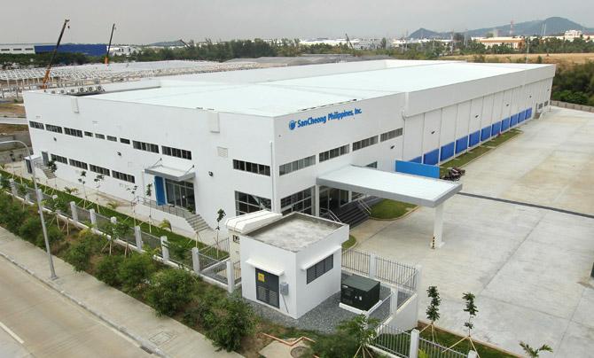 Sancheong Philippines Inc